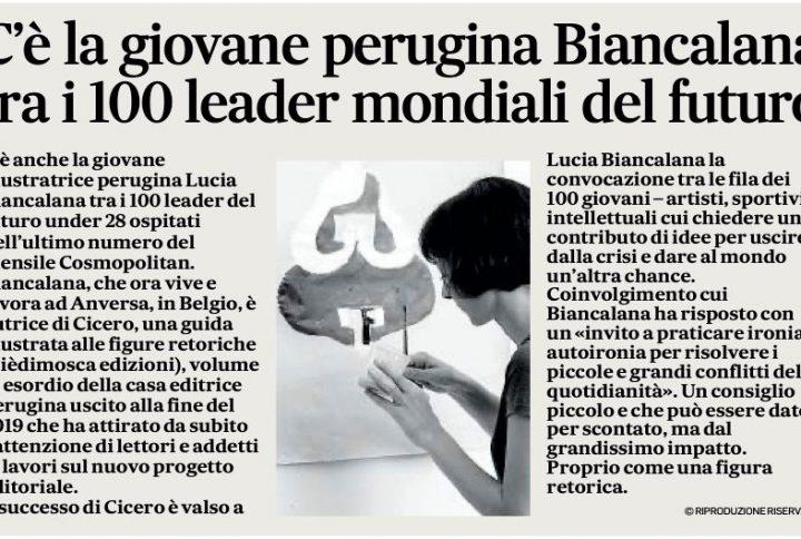 Il messaggero | Lucia Biancalana